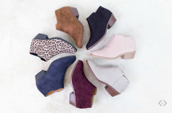 Friday Favorites - ankle boots