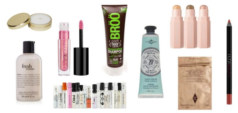 Friday Favorites - beauty gift guide on JK Style