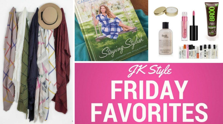 Friday Favorites for November 17, 2017 - JK Style
