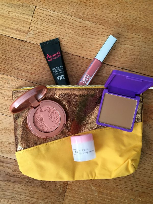 November Ipsy Glam Bag review 2017 on JK Style