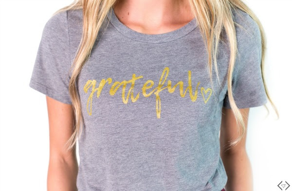 free grateful tee - Friday Favorites on JK Style