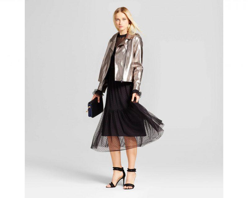 Who What Wear women's metallic moto jacket - Friday Favorites - JK Style