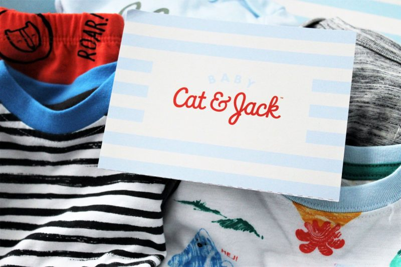 baby Cat & Jack box from Target - JK Style