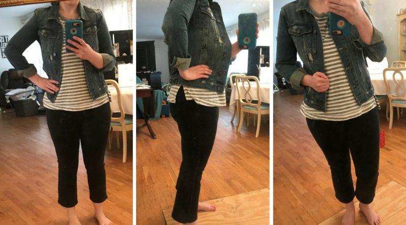 denim jacket outfit - February Trendsend by Evereve - JK Style