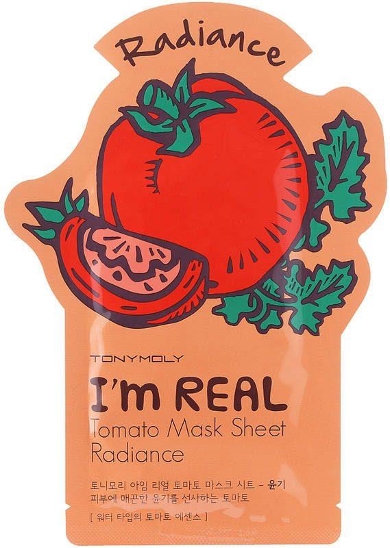 Tonymoly I'm Real Radiance Mask - JK Style