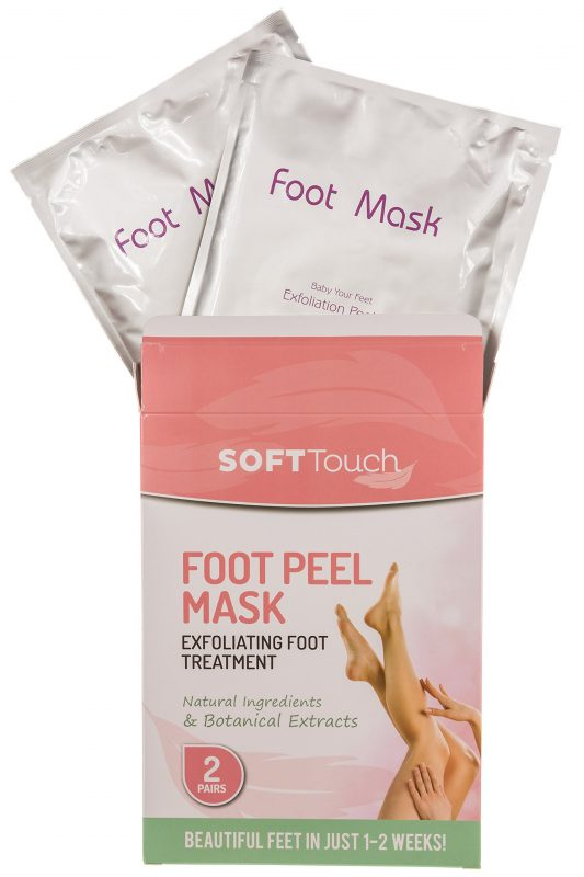 Friday Favorites - Soft Touch Foot Peel
