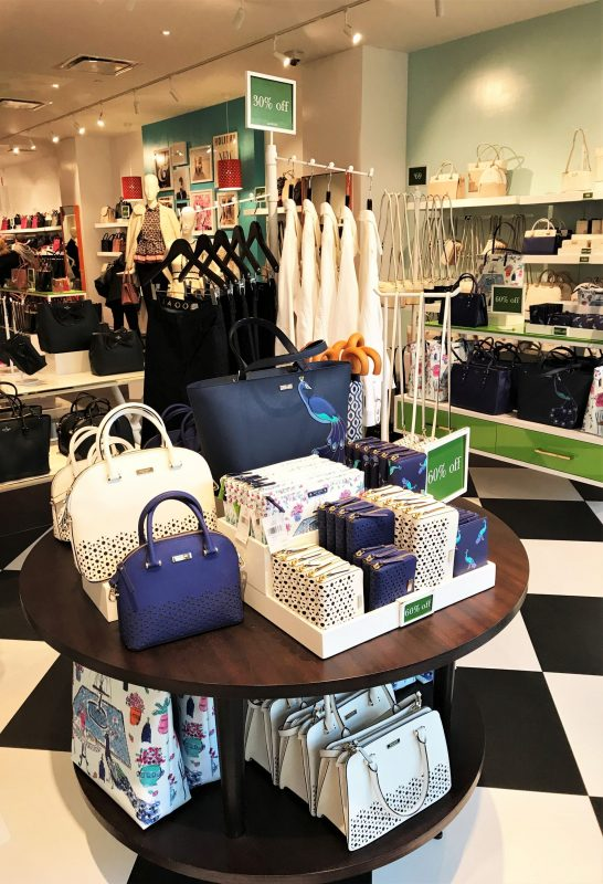 Kate Spade in Oklahoma City grand opening - OKC Outlets - JK Style