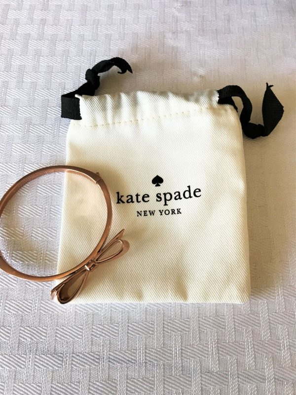 Kate Spade in Oklahoma City - Love Notes Bangle - OKC Outlets Grand Opening - JK Style