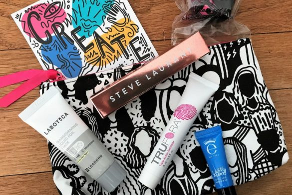 March Ipsy 2018 Glam Bag - JK Style