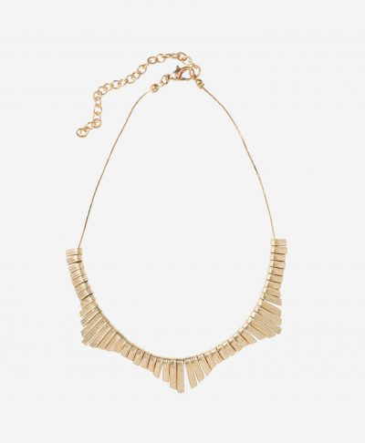 Scalloped Necklace - Noonday Collection - JK Style