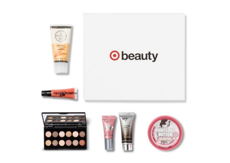 Target Beauty Boxes - Best of UK - JK Style