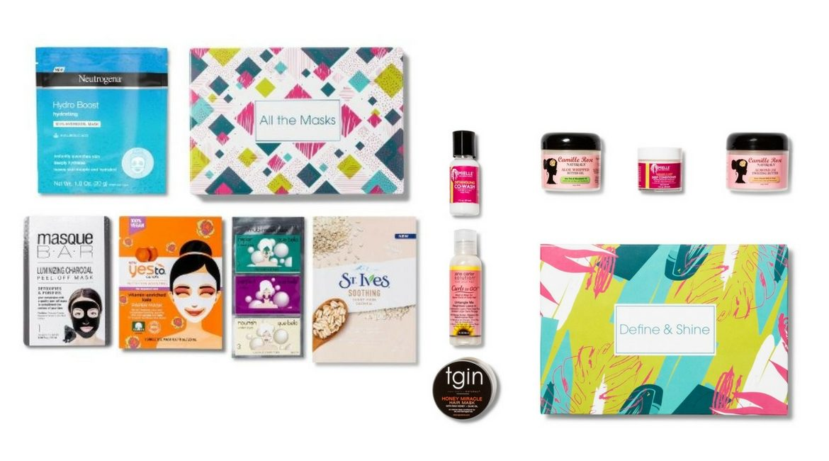 Target Beauty Boxes - JK Style