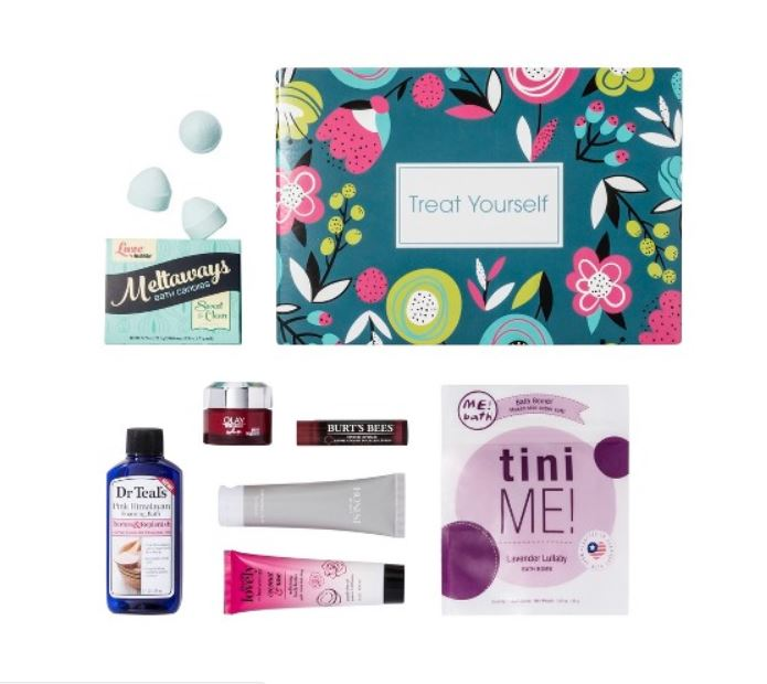 Target Beauty Boxes - Treat Yourself - JK Style