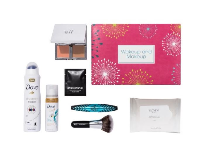 Target Beauty Boxes - Wakeup and Makeup - JK Style