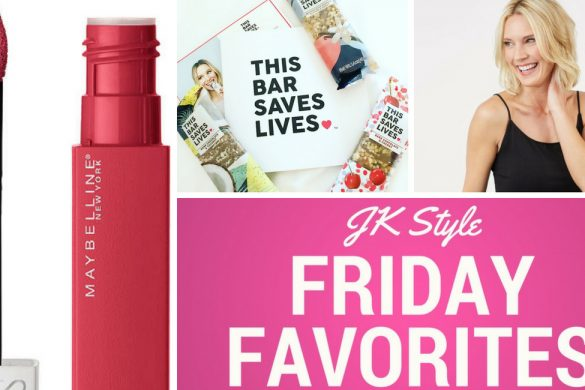 Friday Favorites May 11, JK Style