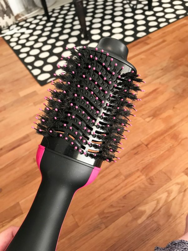 A review of the Revlon One-Step Hair Dryer and Volumizer - JK Style