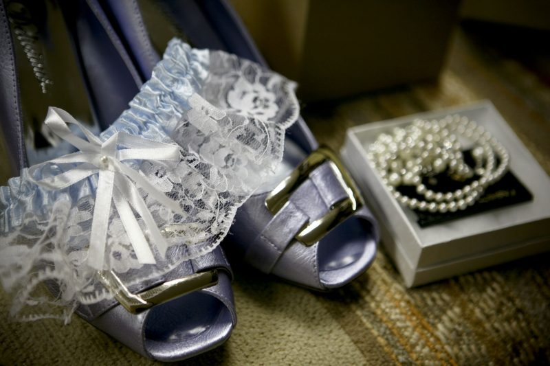 bridal accessories  - 10 year anniversary - JK Style