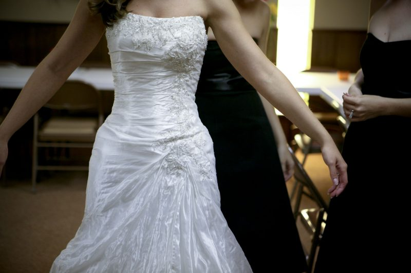 wedding gown  - 10 year anniversary - JK Style