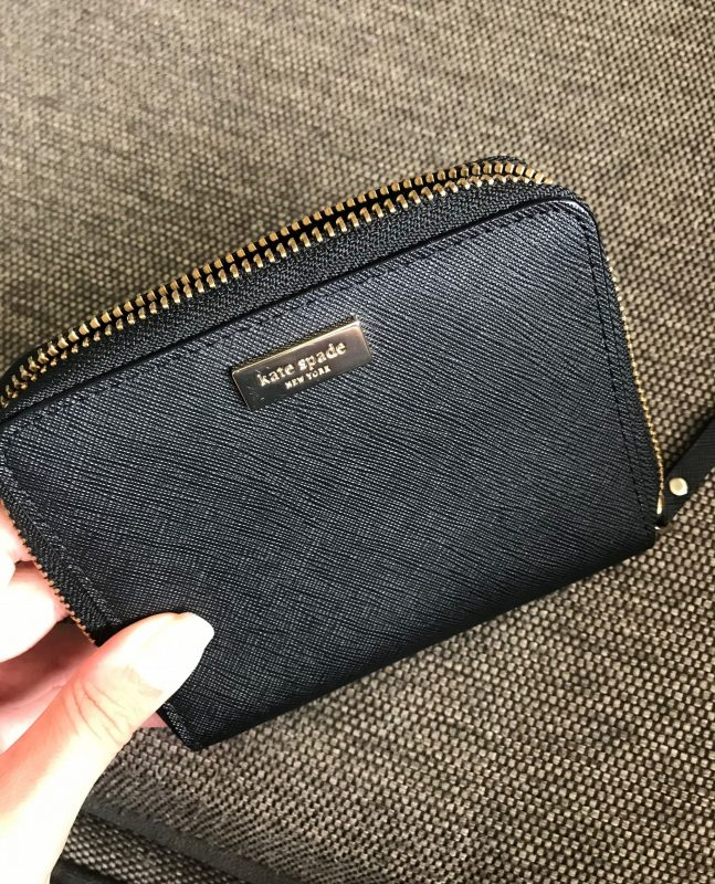 Kate Spade wallet - JK Style