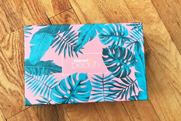 2018 Summer Walmart Beauty Box review - JK Style