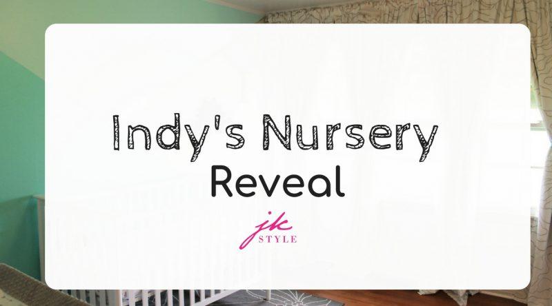 Friday Favorites - Indy's nursery reveal - JK Style