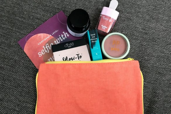 August Ipsy Glam Bag review - JK Style