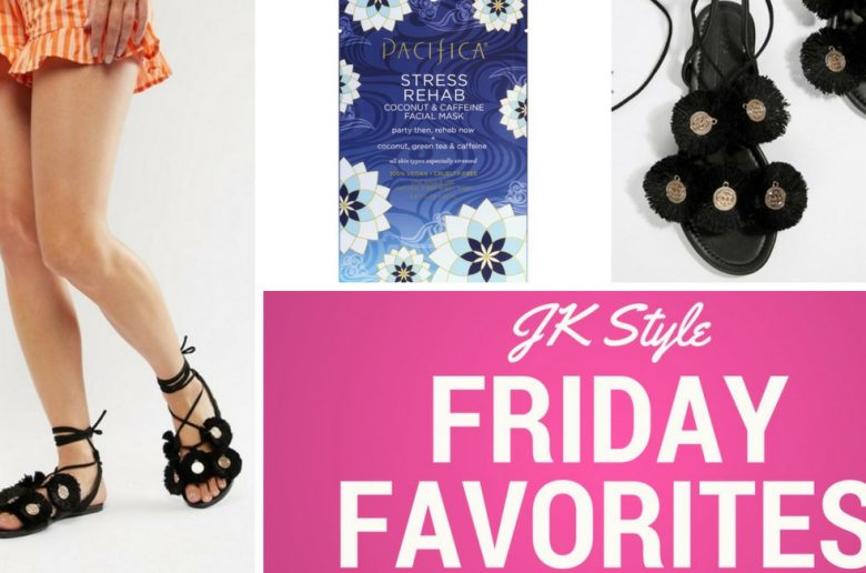friday favorites - jk style