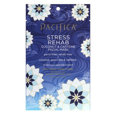 Pacifica Stress Rehab mask - Friday Favorites - JK Style