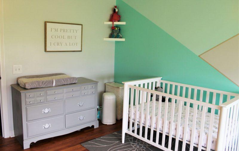 Indy's nursery reveal - JK Style