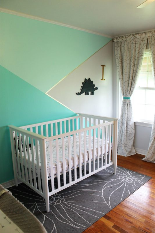 Indy's nursery reveal