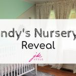 Indy's nursery reveal on JK Style