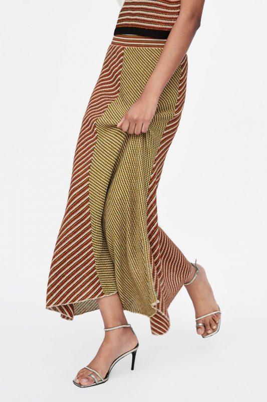 ankle-length skirt - JK Style