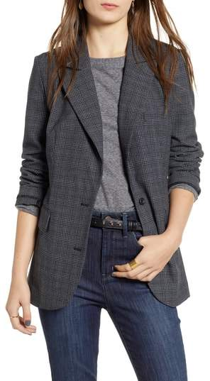 fall trends - power blazer - JK Style