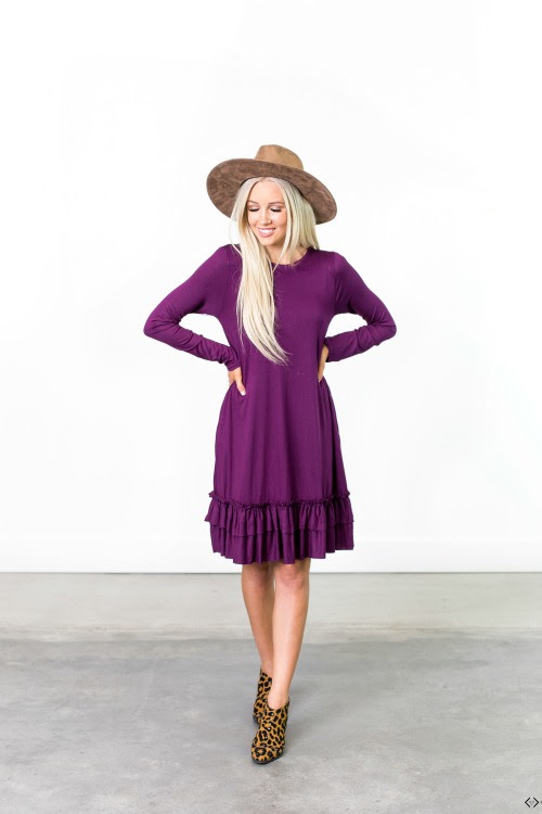 fall dress at Cents of Style - Friday Favorites - JK Style