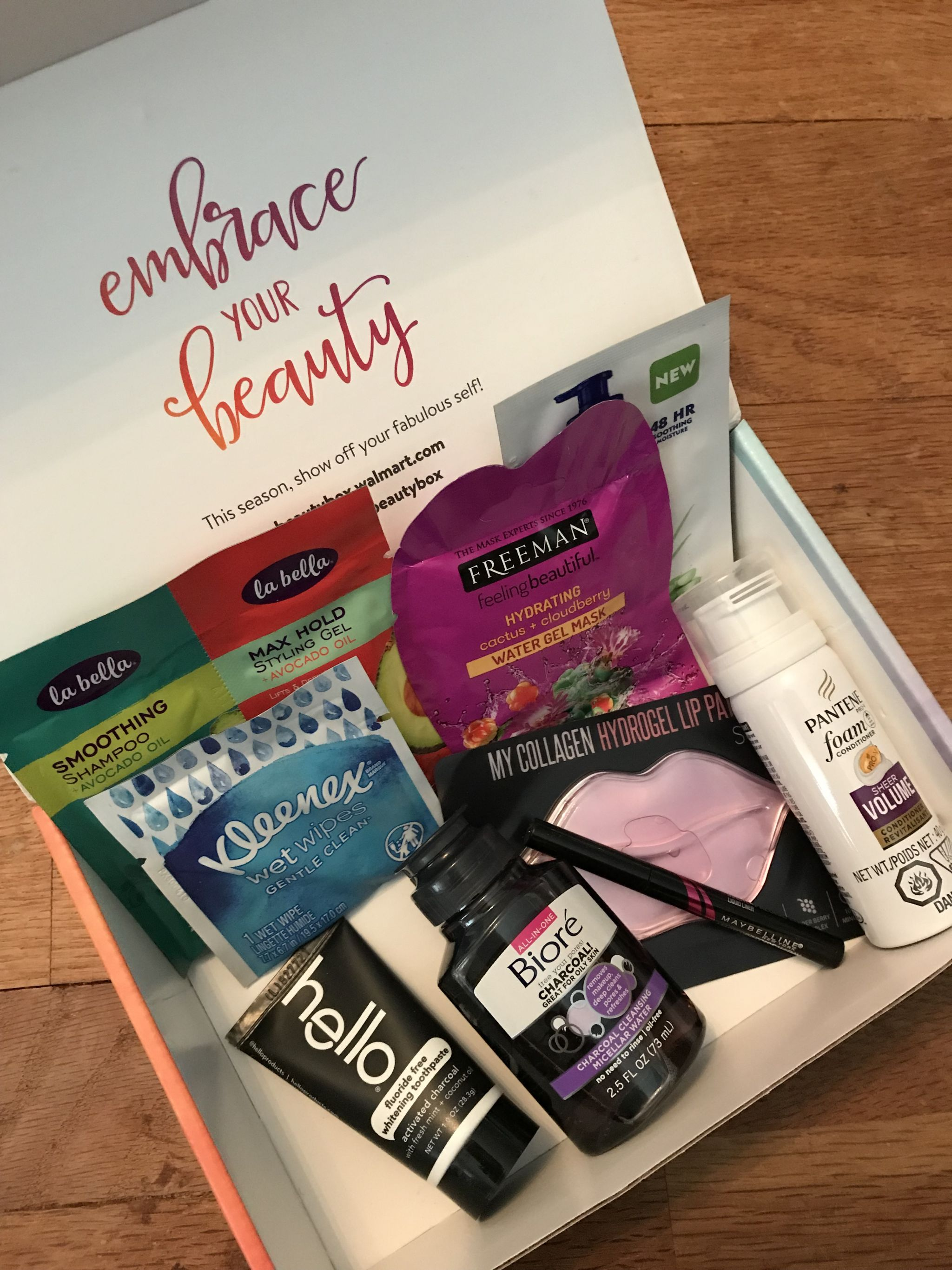 friday favorites - fall walmart beauty box - JK Style
