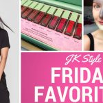 Friday Favorites for October 19, 2018 on JK Style