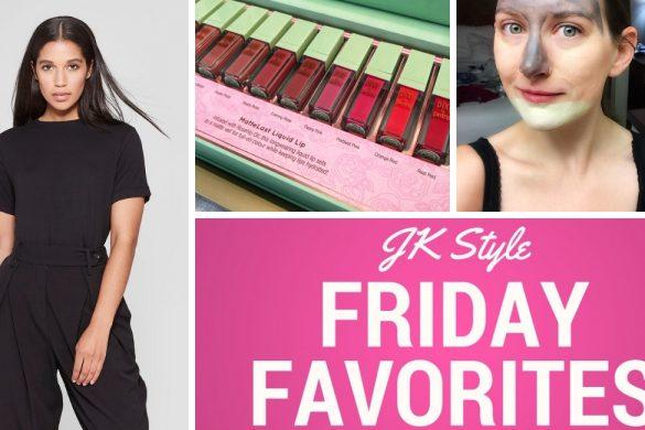 Friday Favorites for October 19, 2018 on JK Style