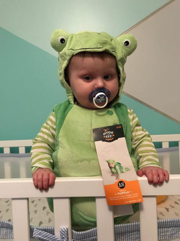 turtle costume - JK Style