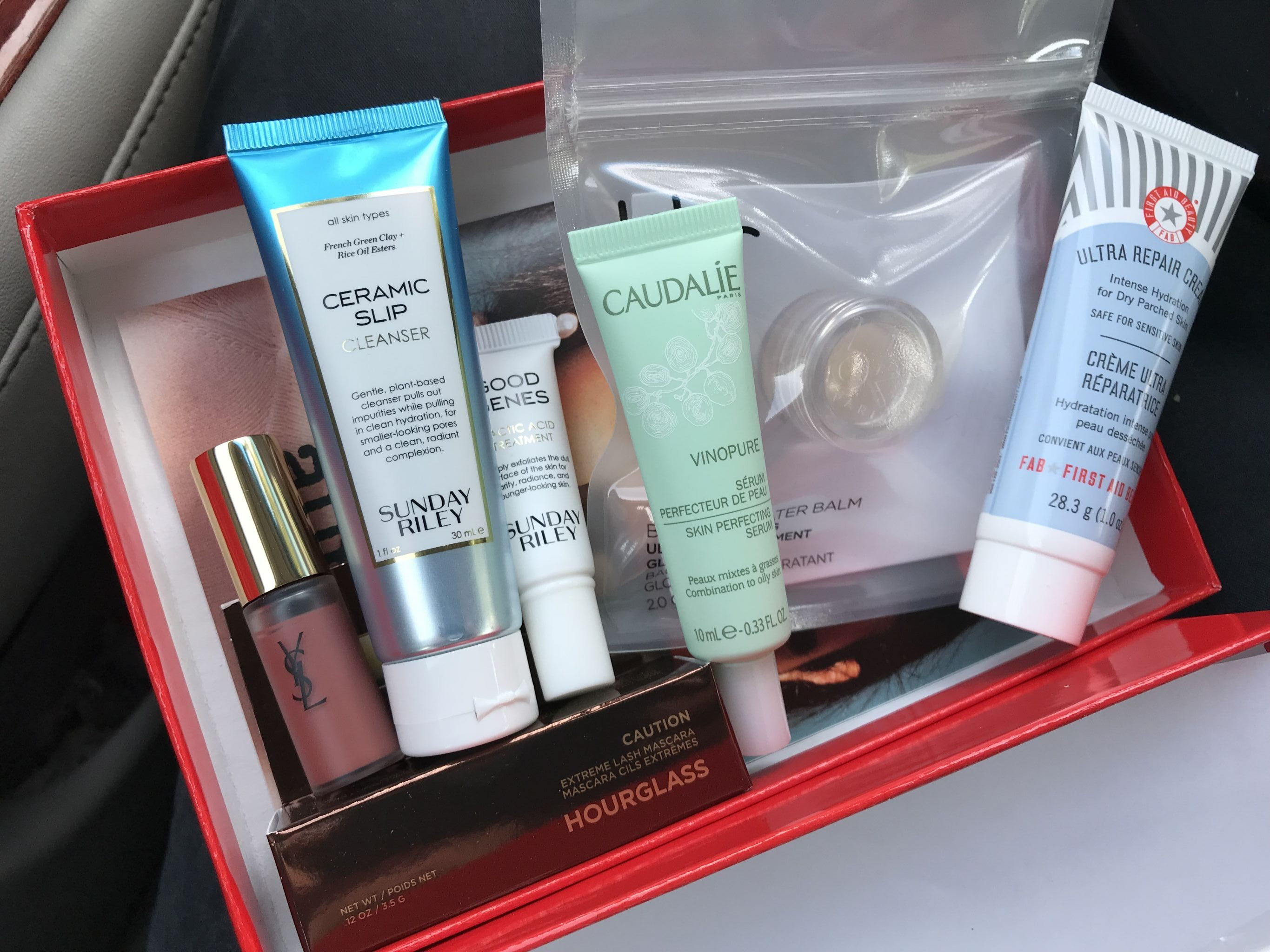 October Allure Beauty Box Review - JK Style