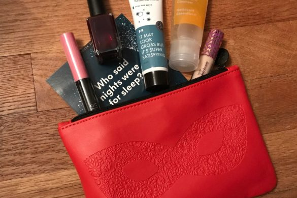 October Ipsy Glam Bag Review - JK Style