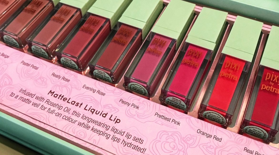 Pixi Beauty MatteLast Liquid Lip - JK Style