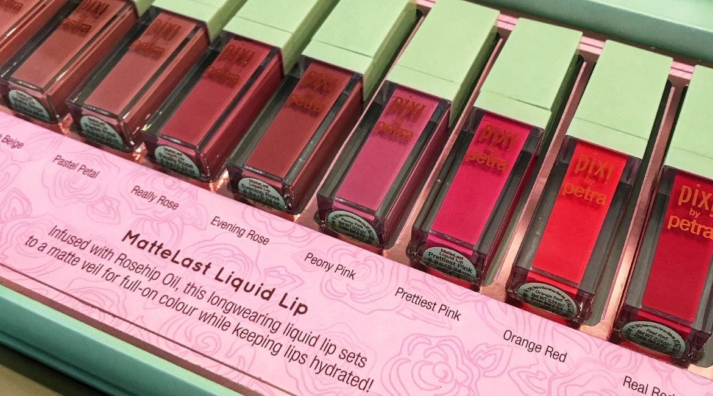 Pixi Beauty MatteLast Liquid Lip - JK Style