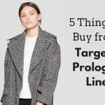 Target's Prologue Line - JK Style