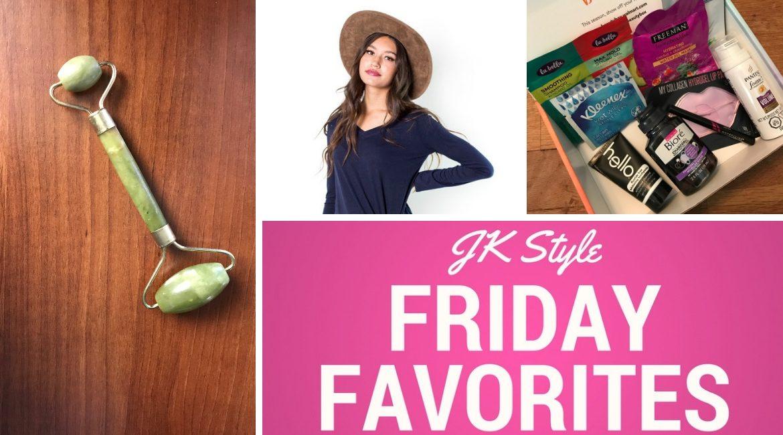 Friday Favorites on JK Style November 2, 2018