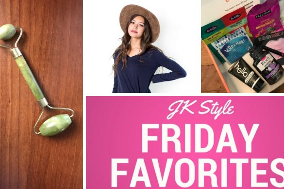 Friday Favorites on JK Style November 2, 2018
