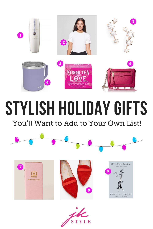 stylish gift guide _ JK Style