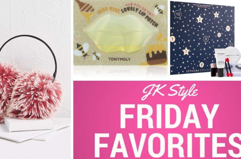 Friday Favorites for December 7, 2018 - JK Style