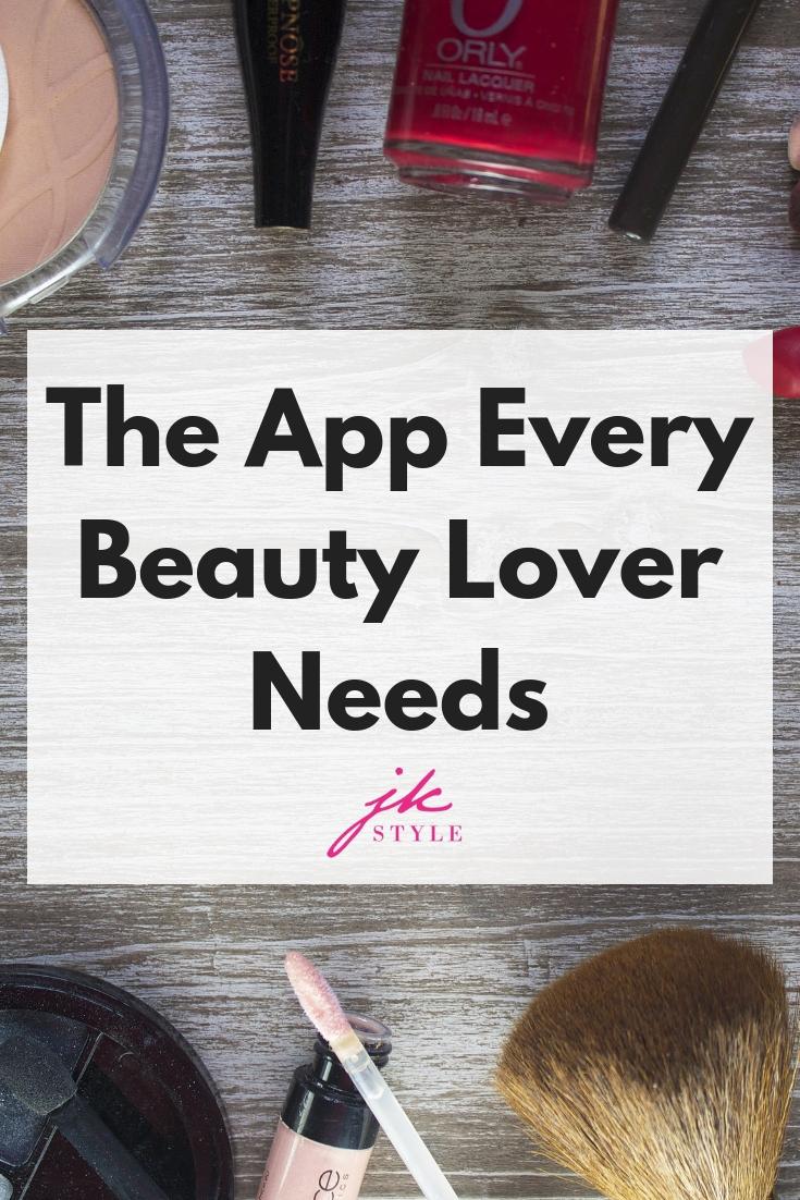 beauty keeper beauty app - JK Style