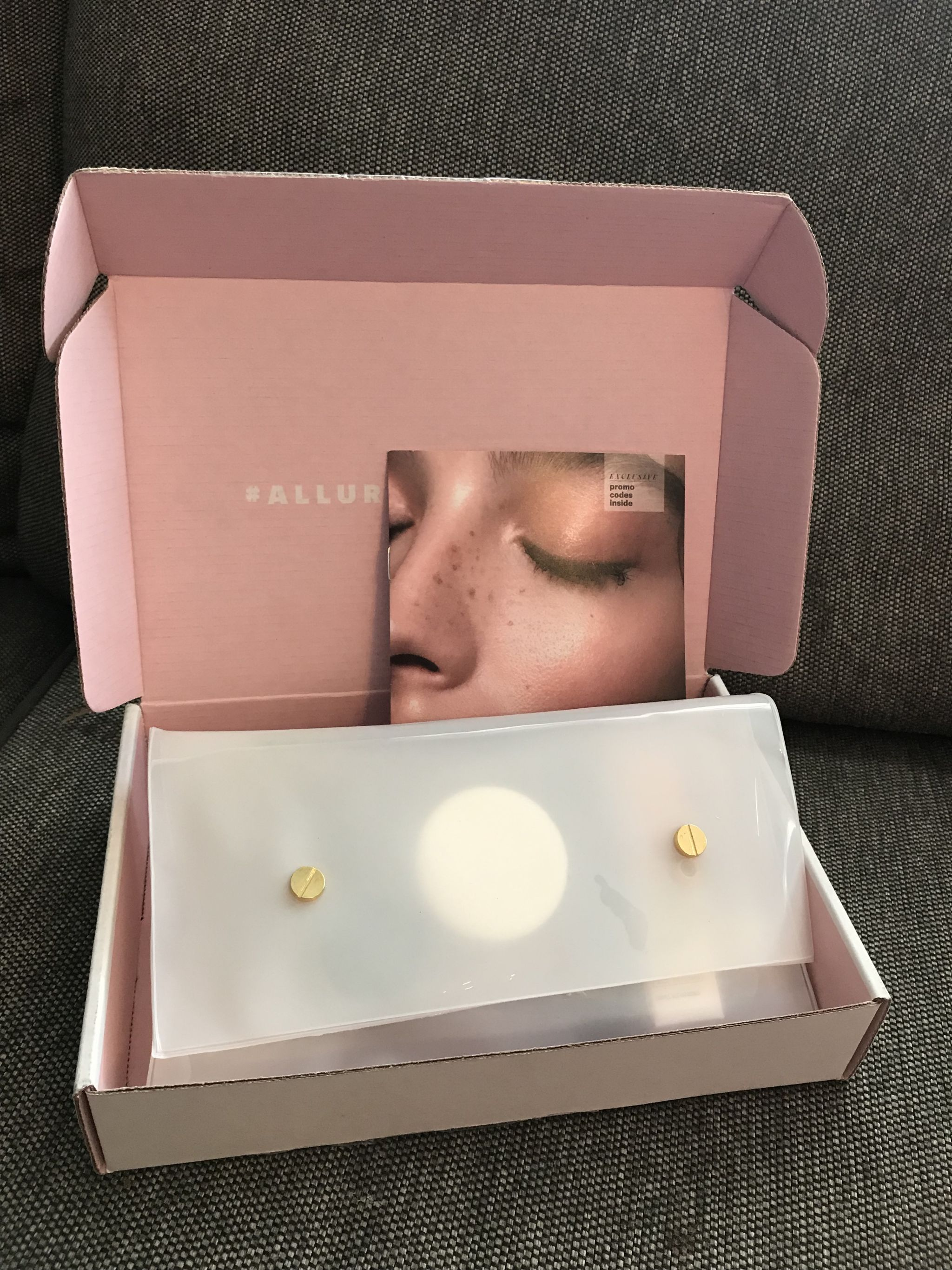 March Allure Beauty Box - JK Style