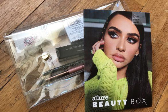 April Allure Beauty Box - JK Style